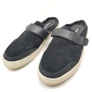 🍍Zigi Soho Arlie Leather Slip Ons Leather Strap